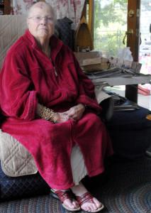 Shirley Blood, 87, Branford, Conn./Janine Savoie.