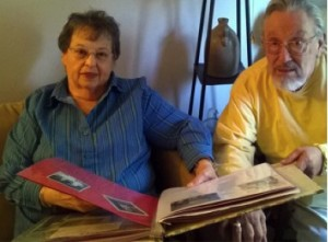 Elaine Feldman, 75, of New Haven, with husband Jerry Feldman/Aaron Berkowitz.
