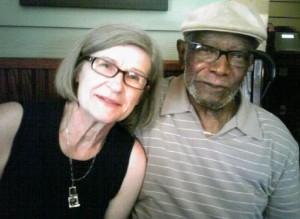 Czeslawa Wood, 75 and husband Love Wood, 84, of Meriden, Conn.