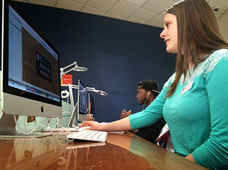 Buley Library Addition Brings New Technology