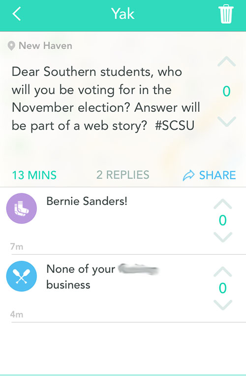 YiKYakelectionanswers