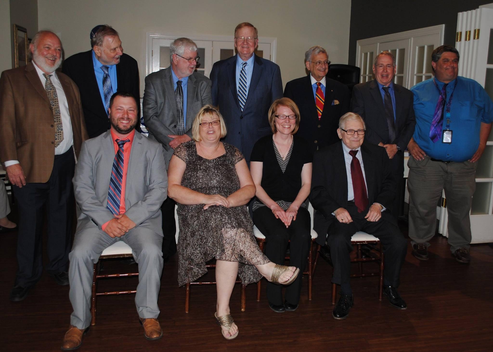 SCSU Journalism students, faculty represented at CTSPJ Awards Dinner