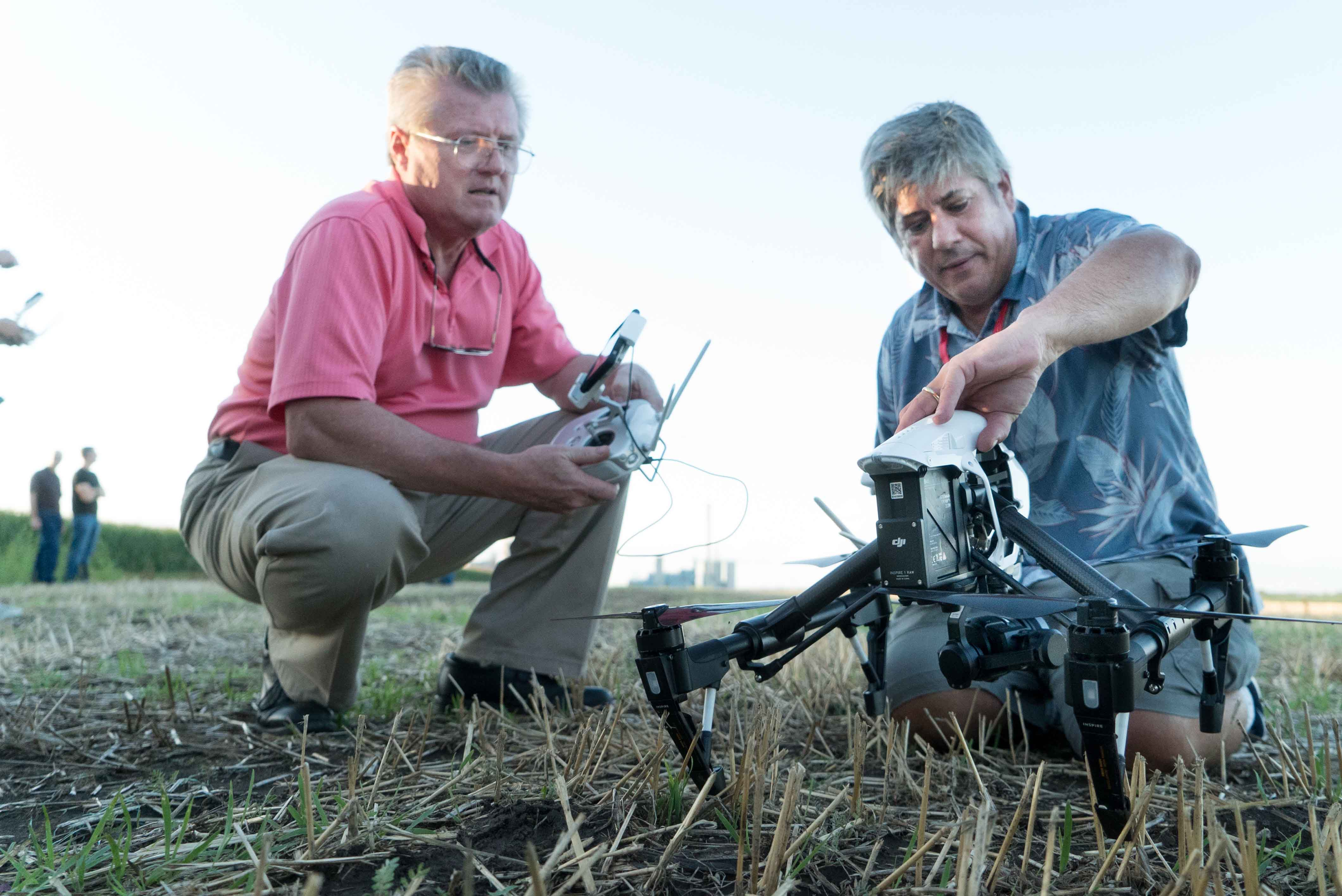 SCSU Journalism faculty member chosen for inaugural Drone Journalism Boot Camp