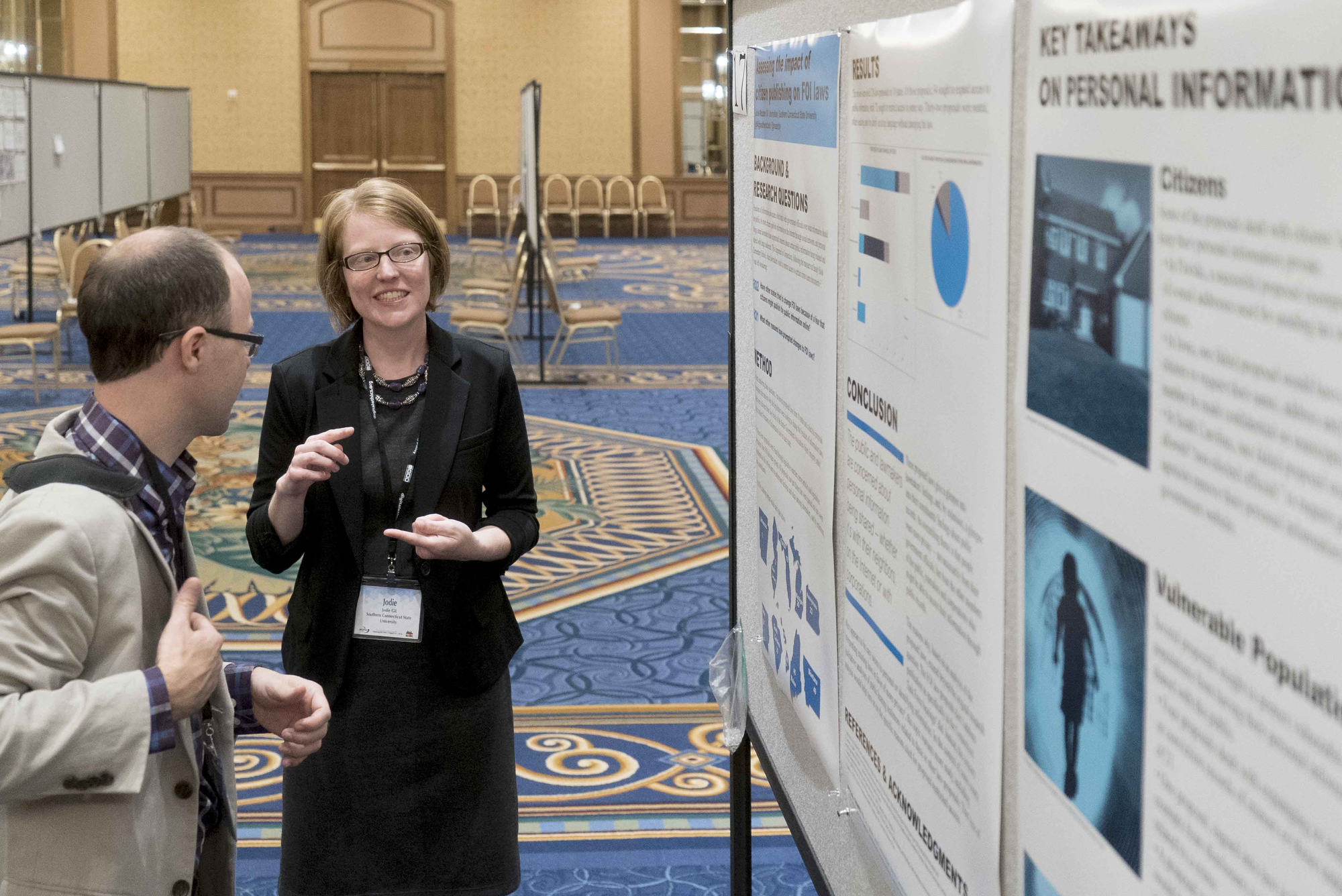 Journalism faculty present at AEJMC conference