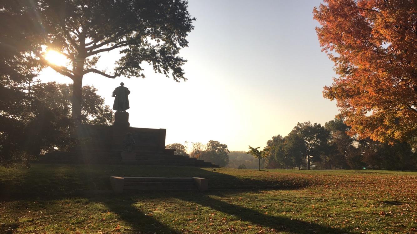 Hartford's lost WWI memorial