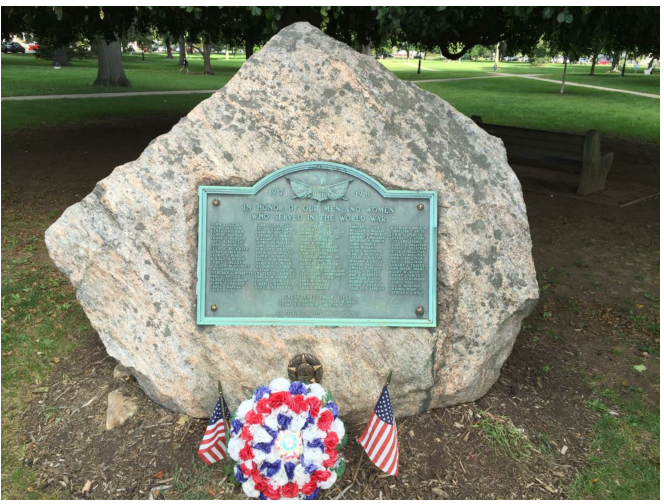 Guilford honors World War I service of residents