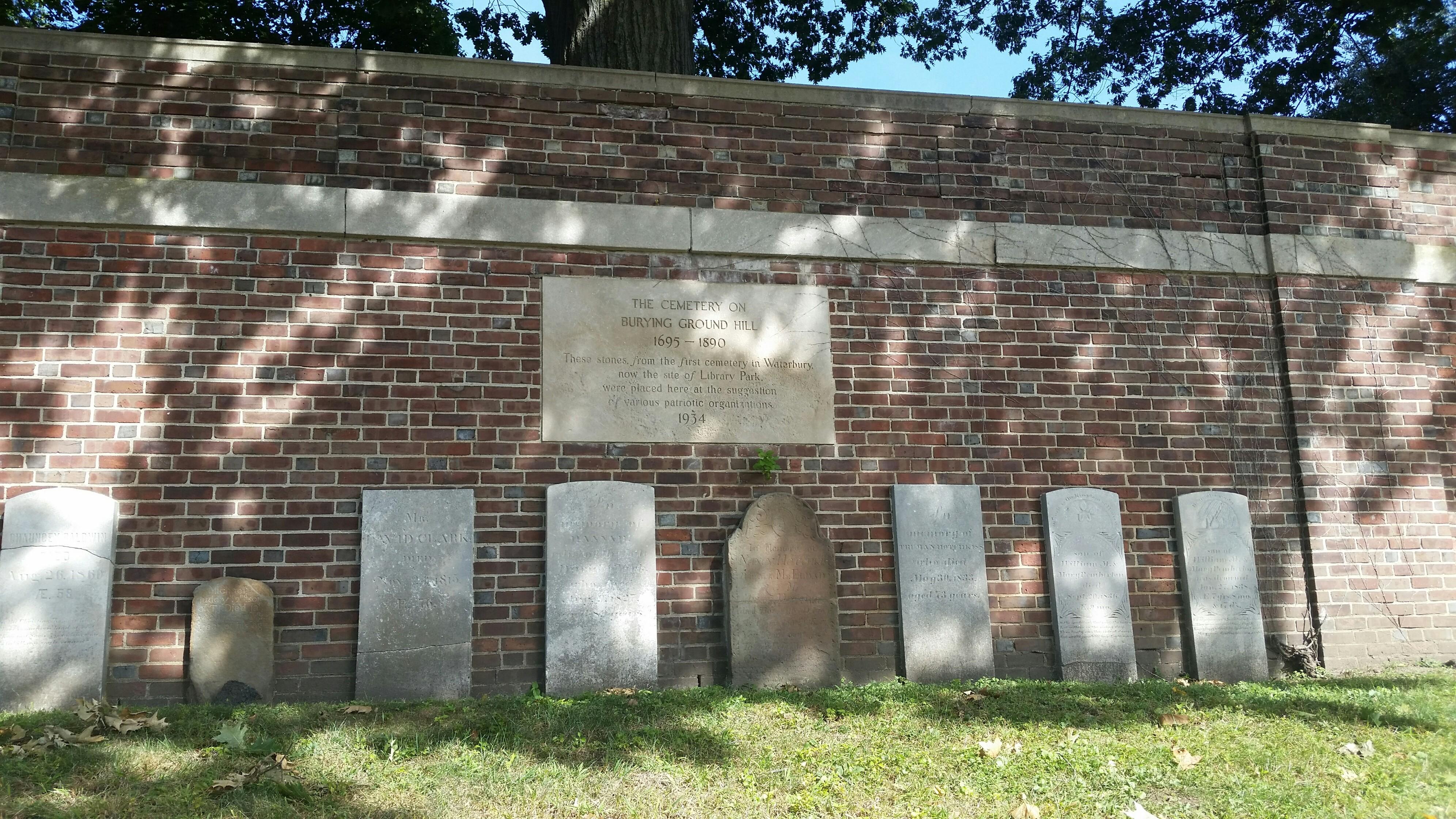 New WWI memorial installed in Waterbury