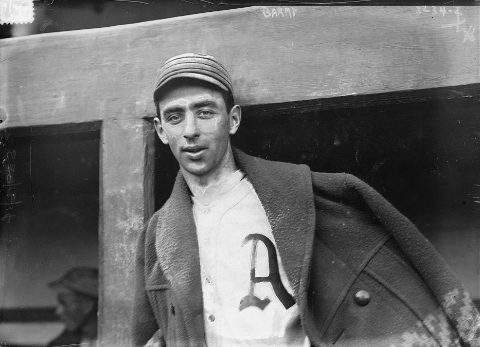 Jack Barry misses 1918 World Series for WW1