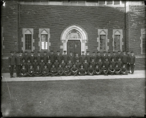 Connecticut students turned soldiers during WWI