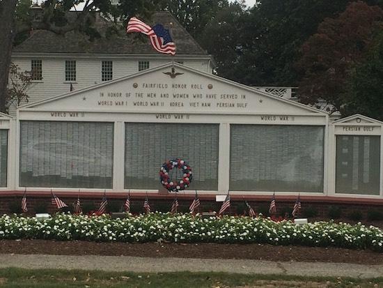 Fairfield considers updates to war memorial