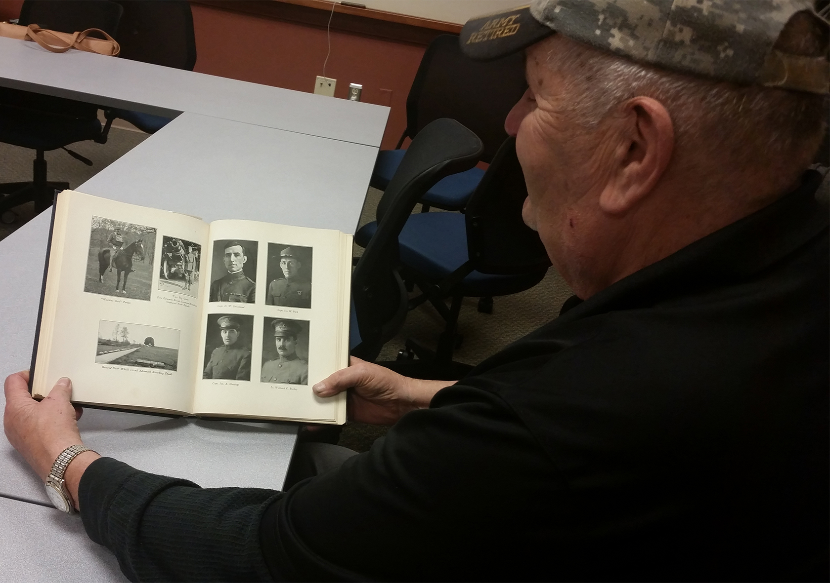 102nd Infantry Regiment: A family tradition