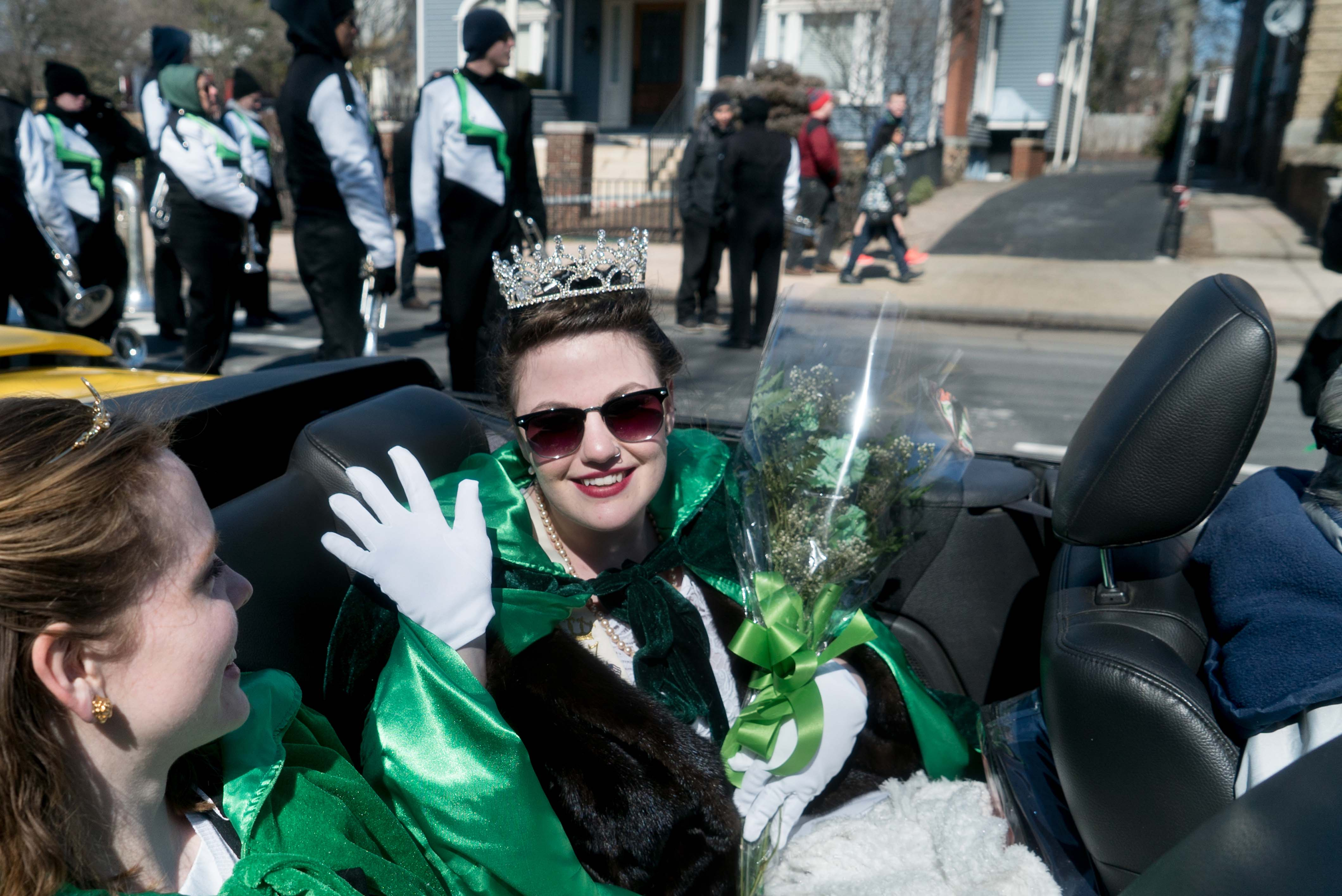 Journalism student named St. Patrick's Day Parade Queen