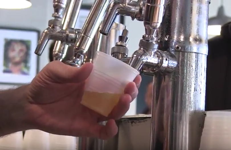 New England Brewery expands tasting room