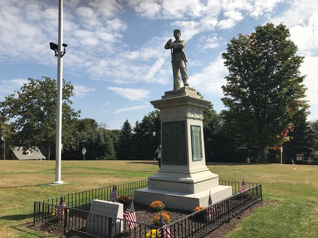 Genealogy bloggers work together to document Connecticut monuments