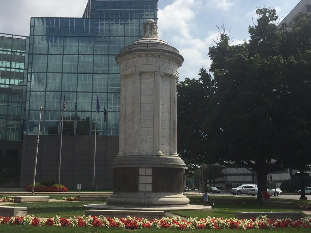 Stamford's Soldiers and Sailors Monument honors war service