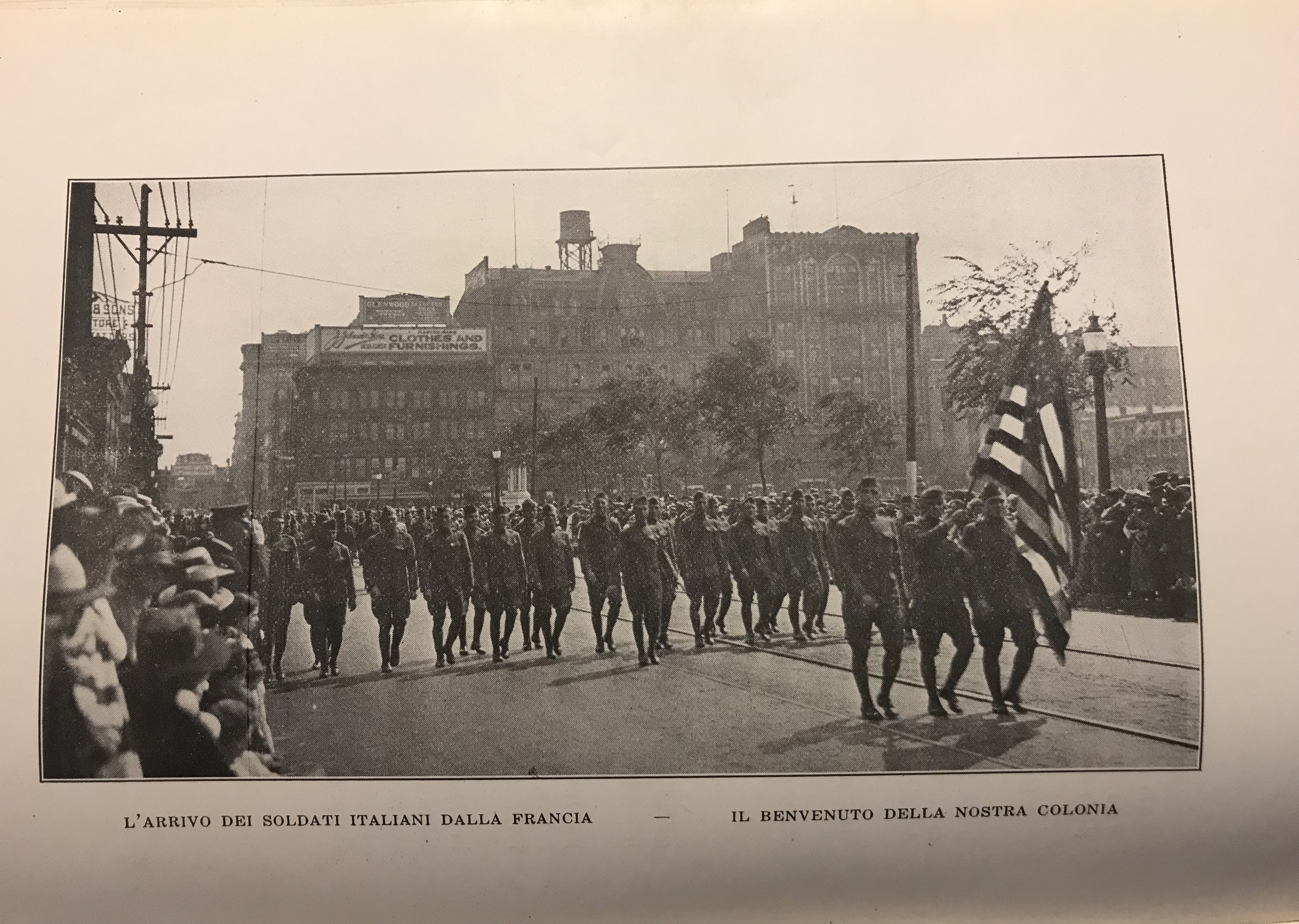 Connecticut's Italian immigrants fought with U.S. in World War I