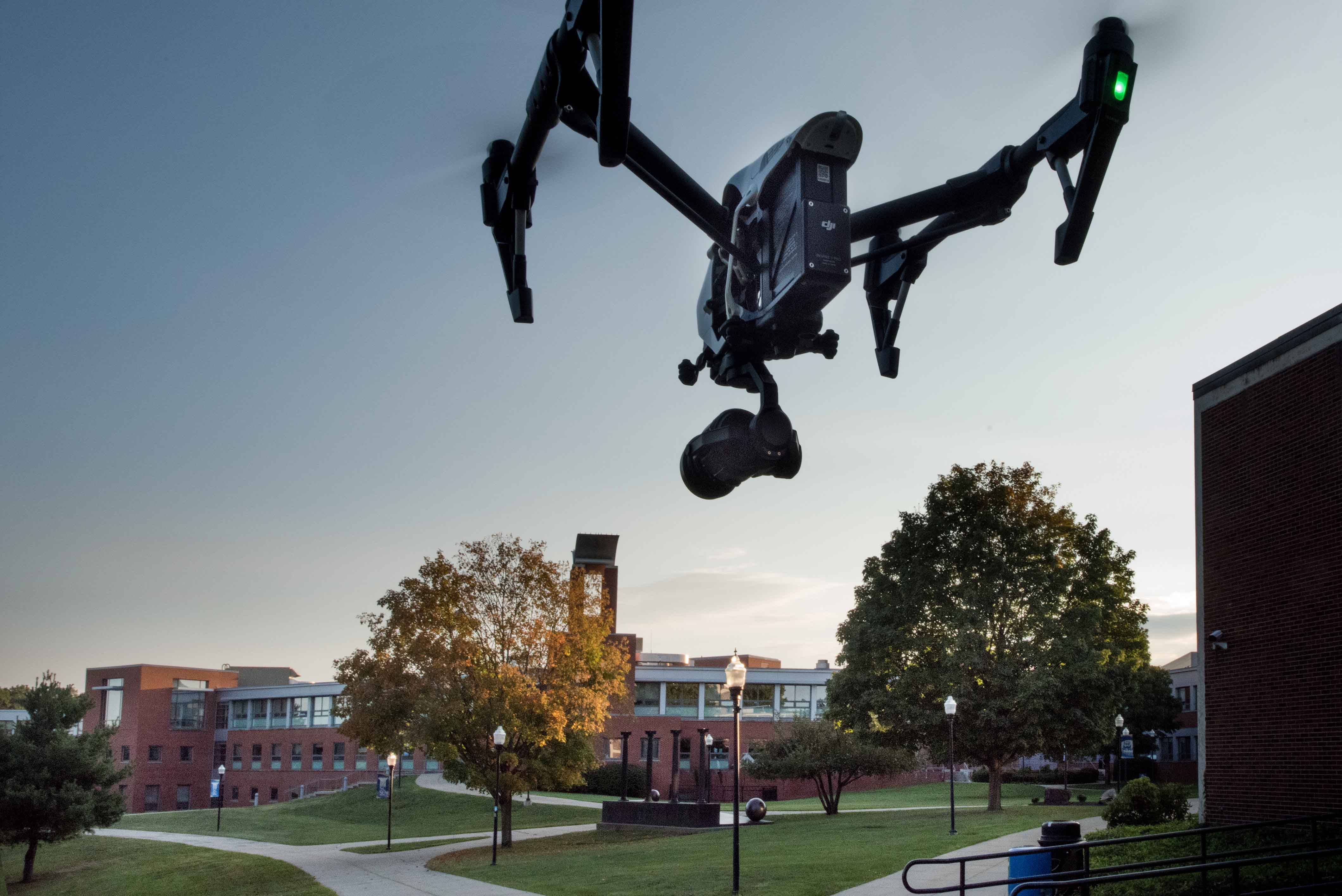 Drone Academy offers training in aerial photography