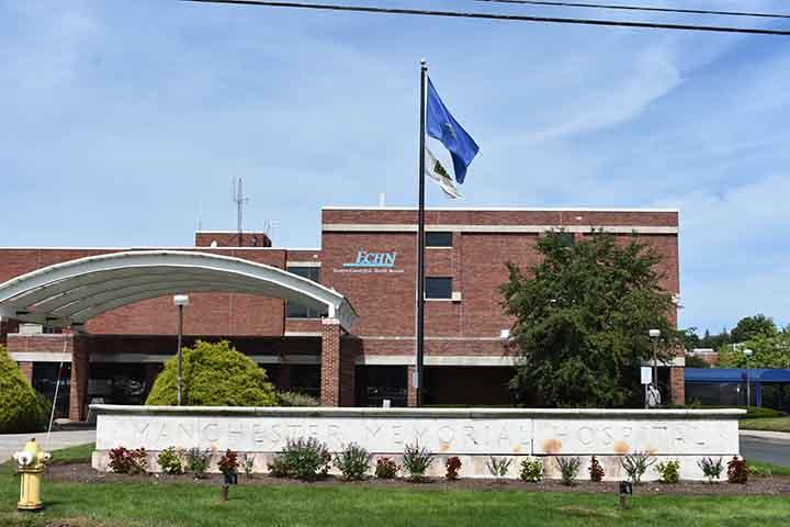 Manchester Memorial Hospital Honors WWI Veterans
