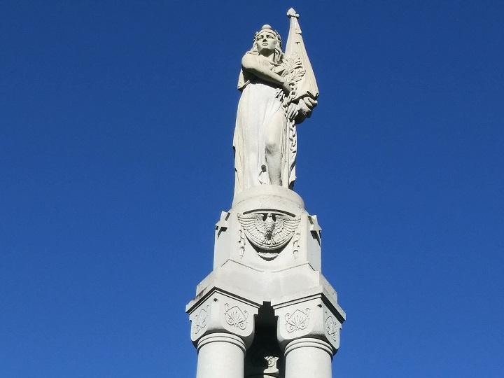 Newtown's World War I monument mistitled
