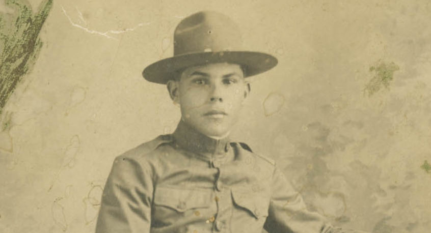 Puerto Rican solider overcame discrimination in WWI
