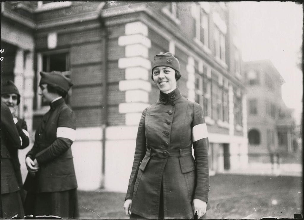 The Hello Girls are recognized a century later