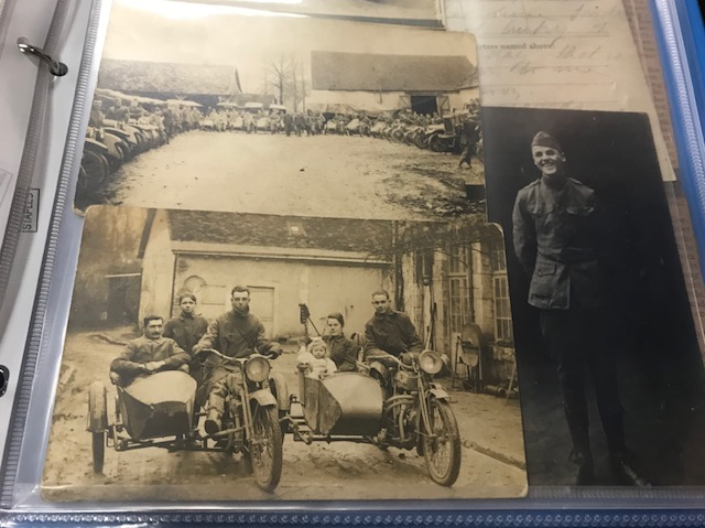 Connecticut resident delivered terms of armistice